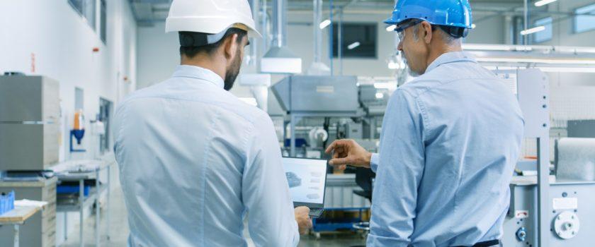 Digitalisering binnen de maak industrie