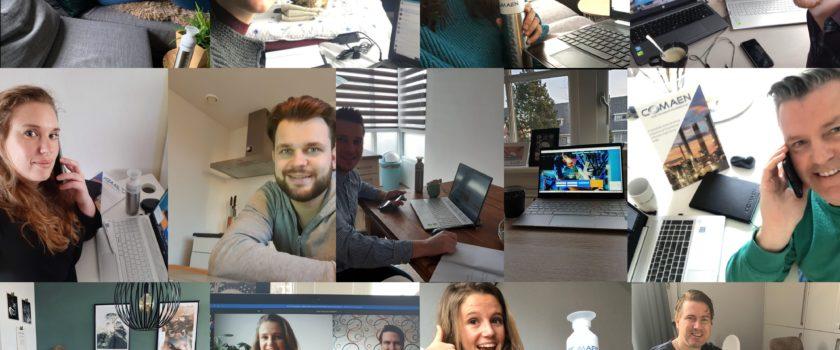 Online vergaderen en solliciteren
