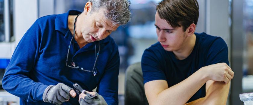 Micromotoren de oplossing voor blessures